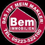 Bem Immobilien Inhaber Roman Kuzke - Logo